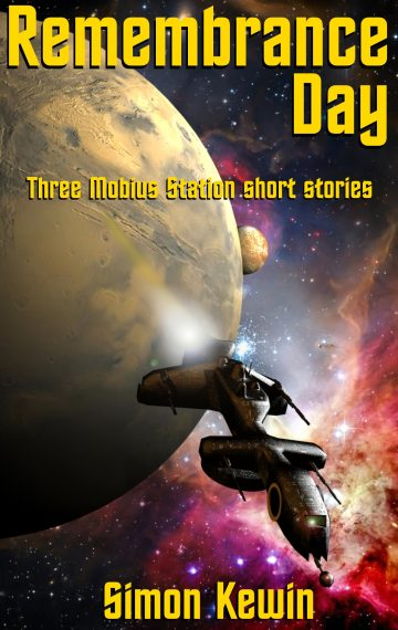 Remembrance Day – three Science Fiction Short Stories