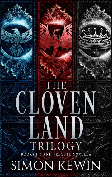 The Cloven Land Trilogy – Box Set