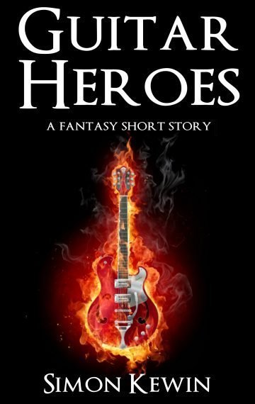 Guitar Heroes – an Urban Fantasy Short Story
