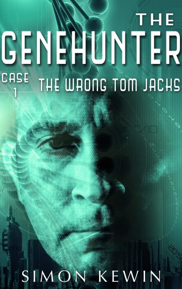The Wrong Tom Jacks – a Cyberpunk Novella
