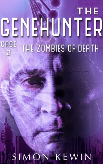The Zombies of Death – a Cyberpunk Novella