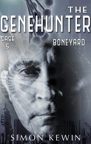 Boneyard – a Cyberpunk Novella