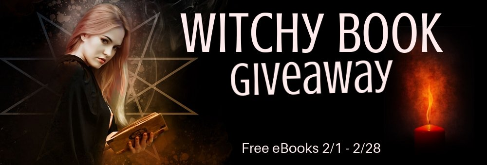 Witchy Book Giveaway