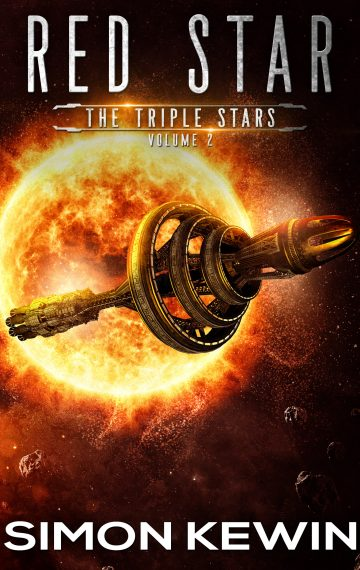 Red Star – The Triple Stars, Volume 2