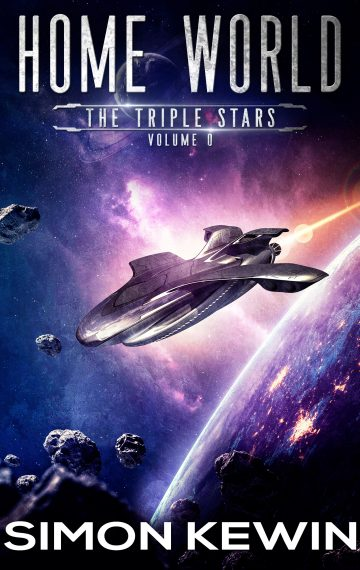 Home World – The Triple Stars, Volume 0