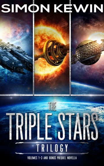 The Triple Stars: the complete box set